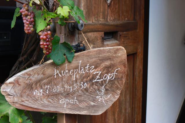 *松戸*「Ruheplatz Zopf」_f0348831_07001380.jpg