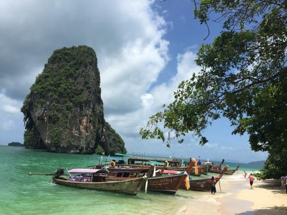 Phra Nang cave プラナン・ケイブ_b0129832_07443239.jpg