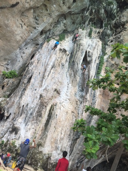 Phra Nang cave プラナン・ケイブ_b0129832_07465216.jpg