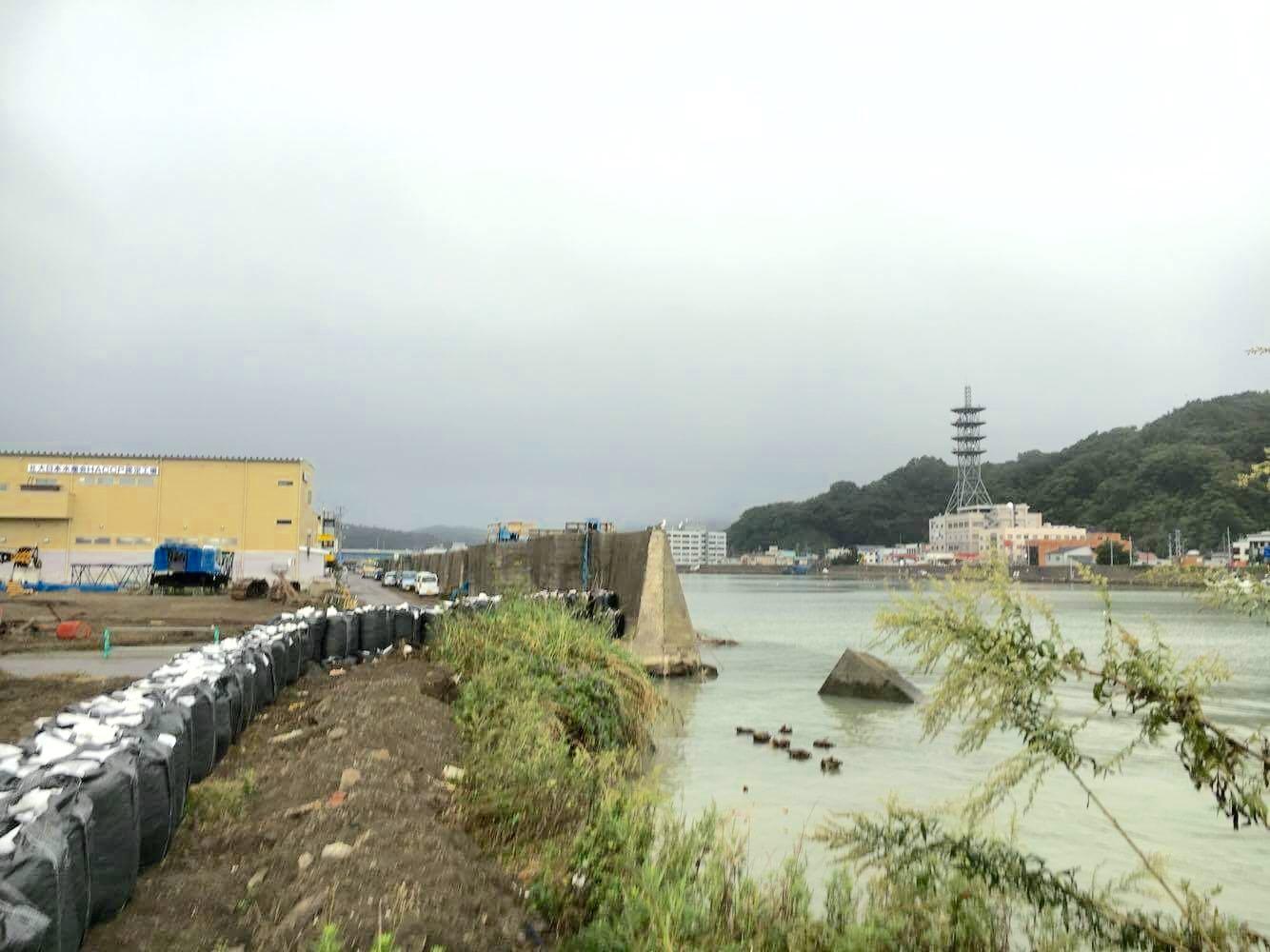 海だけでなく河川や森林との共存による復興整備の見直しを〜宮古市〜_b0199244_546138.jpg