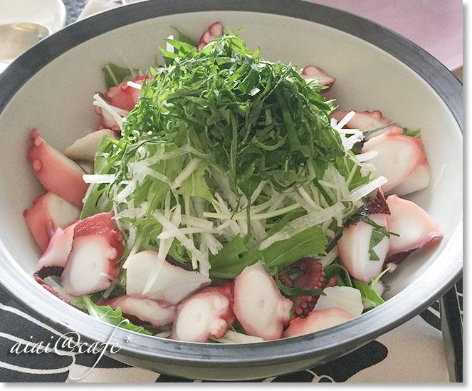 秋のお惣菜レッスン進行中!_a0056451_15351910.jpg