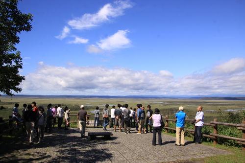 湿原は自然のダムだった 9月10日_f0113639_18181597.jpg