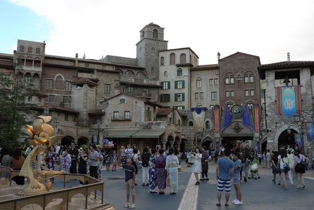 舞浜・東京ディズニーシー「NEW YORK DELI」へ行く。_f0232060_1461646.jpg