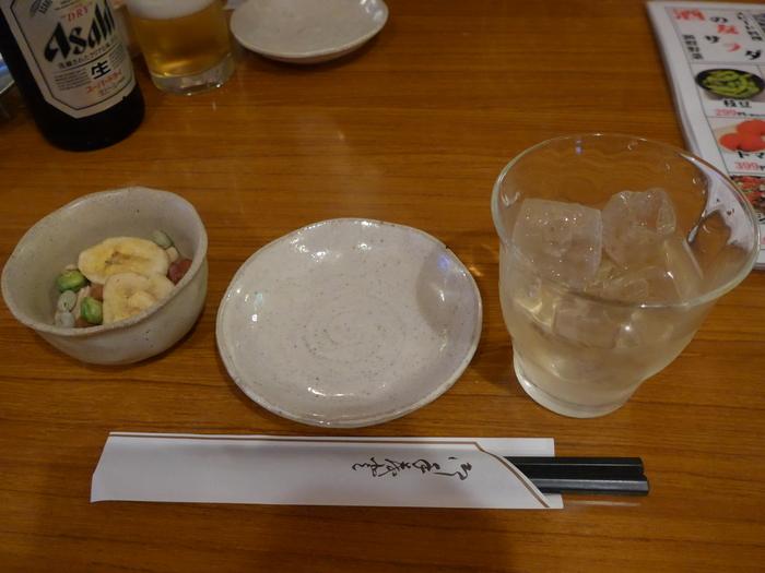 新宿「鳥園 (とりえん)」へ行く。_f0232060_1671229.jpg