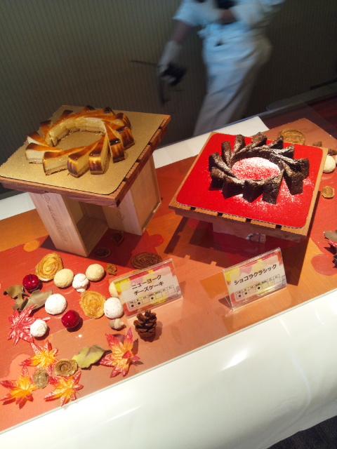 川﨑日航ホテル 夜間飛行 秋の収穫スイーツブッフェ_f0076001_23381166.jpg