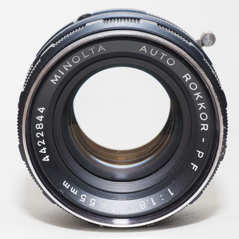 Auto Rokkor PF 55mm F1.8_c0109833_19383654.jpg