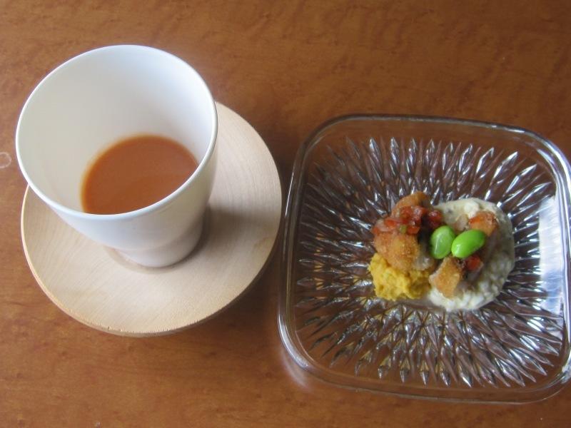 9月の料理「サルモレホ」_d0177560_21484393.jpg