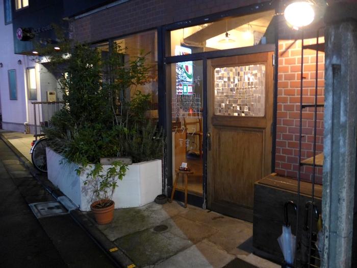 西荻窪「見晴料理店」へ行く。_f0232060_13542921.jpg