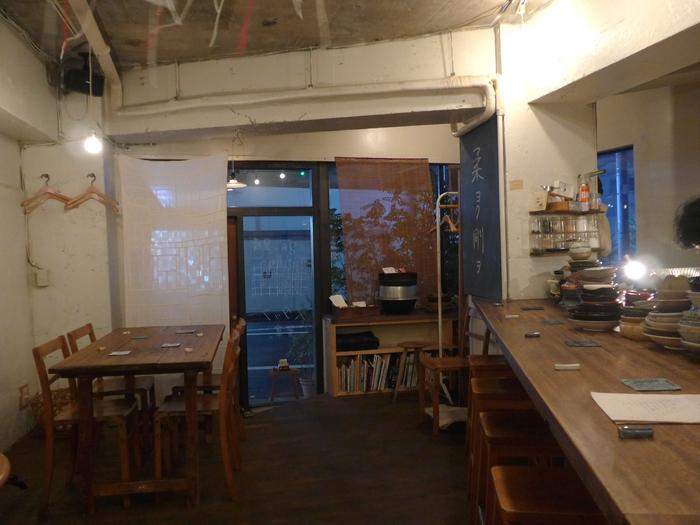 西荻窪「見晴料理店」へ行く。_f0232060_1354531.jpg