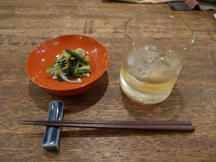 西荻窪「見晴料理店」へ行く。_f0232060_13551747.jpg