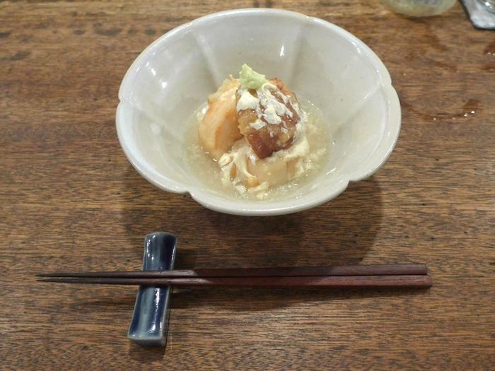 西荻窪「見晴料理店」へ行く。_f0232060_14102711.jpg
