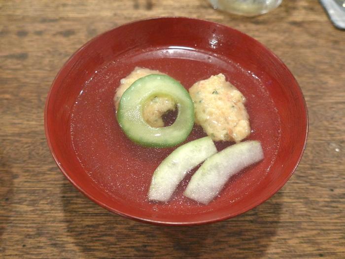 西荻窪「見晴料理店」へ行く。_f0232060_1421847.jpg