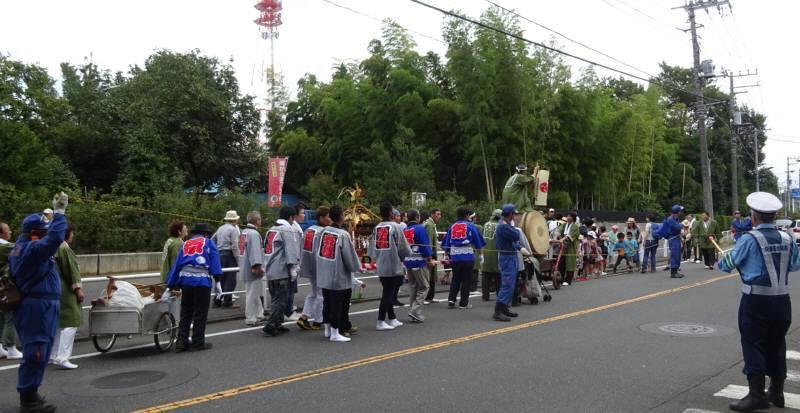 大沼田稲荷神社秋季祭礼_f0059673_20333381.jpg