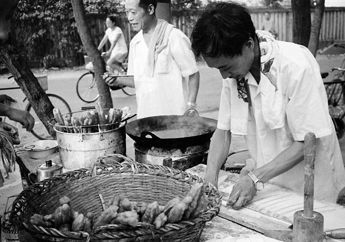 旧拍新掃描「92年夏杭州・早点」 _c0182775_17261733.jpg