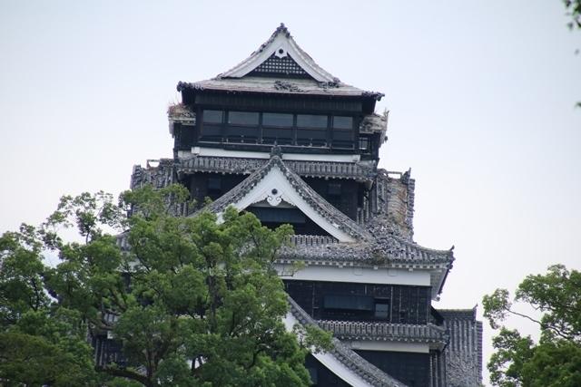 熊本大震災からの復興@崩壊した熊本城と加藤清正公の涙そして若者達への希望と勇気_d0181492_10523208.jpg