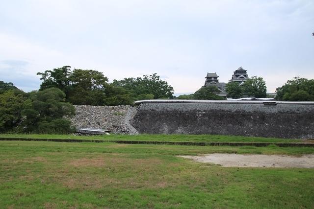 熊本大震災からの復興@崩壊した熊本城と加藤清正公の涙そして若者達への希望と勇気_d0181492_10542389.jpg