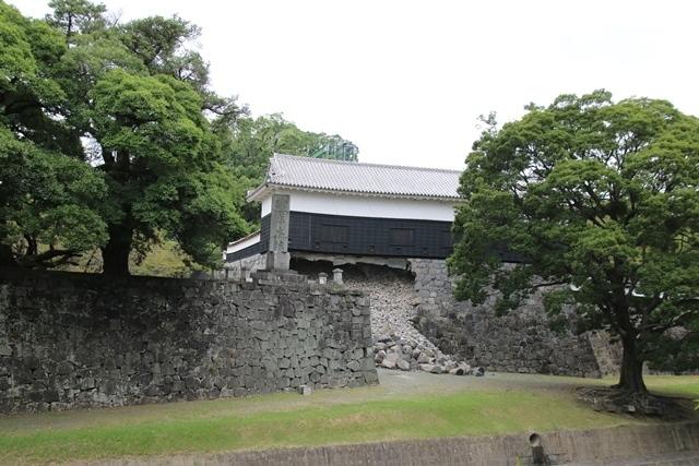 熊本大震災からの復興@崩壊した熊本城と加藤清正公の涙そして若者達への希望と勇気_d0181492_10545413.jpg