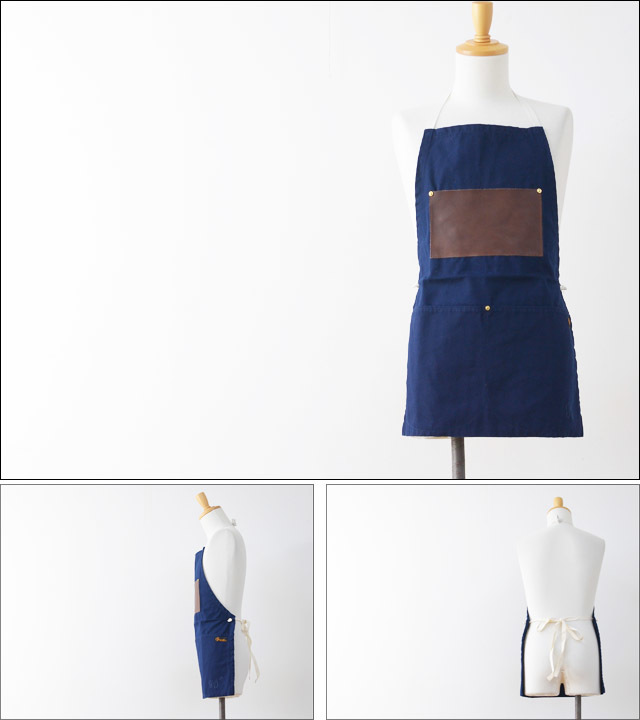 NAPRON [ナプロン] LEATHER POCKET APRON [NP-AP06] MENS\'/LADY\'S_f0051306_18313989.jpg