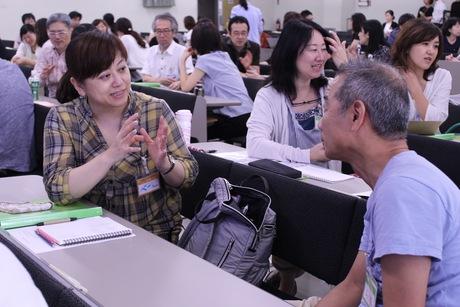【青学WSD】23期の対面講座がスタートしました!_a0197628_1124295.jpg