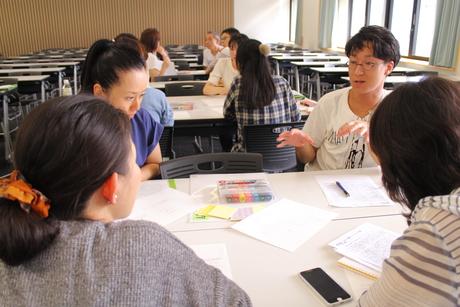 【青学WSD】23期の対面講座がスタートしました!_a0197628_1131387.jpg