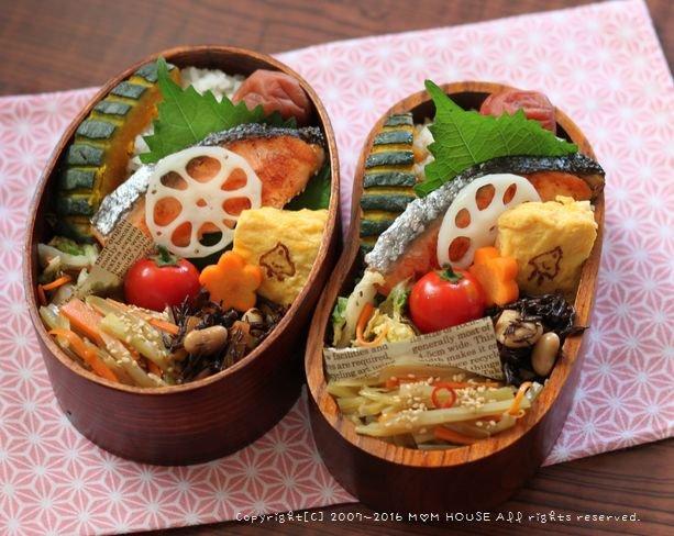 月曜鮭弁 ✿ 韮たっぷり餃子♪_c0139375_11401486.jpg