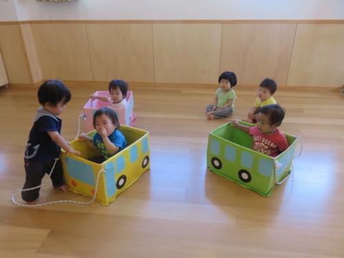 もりんぴっく遊び(乳児)_f0327175_13001671.jpg