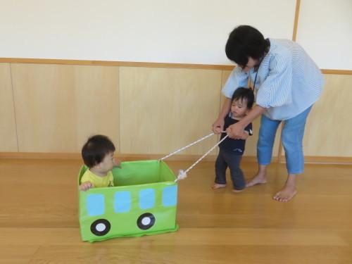 もりんぴっく遊び(乳児)_f0327175_13150326.jpg