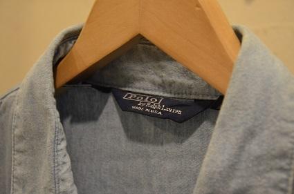 Ralph Lauren swing top。_b0138479_18061861.jpg