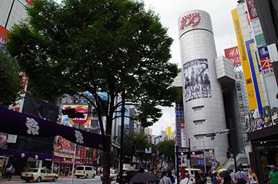 9月12日(月)今日の渋谷109前交差点_b0056983_11435231.jpg