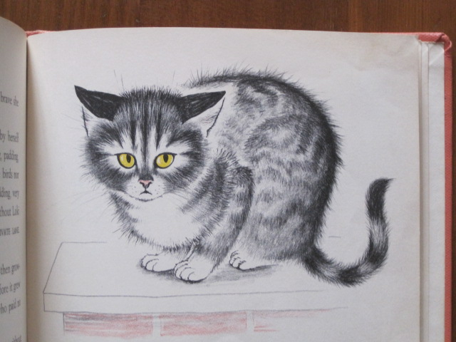 バーバラ・クーニー画:LUCY AND LOKI_c0084183_12443212.jpg
