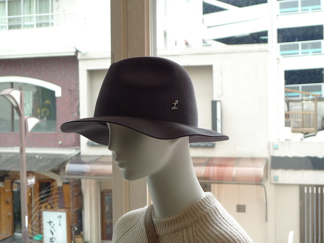 LAROSE PARIS TRAVELLER HAT_f0111683_14192247.jpg