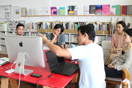 9/6 プレゼンテーション / First Presentation_a0216706_1891650.jpg