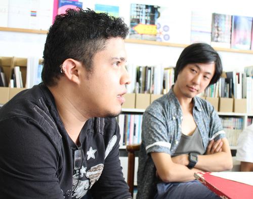 9/6 プレゼンテーション / First Presentation_a0216706_1893420.jpg