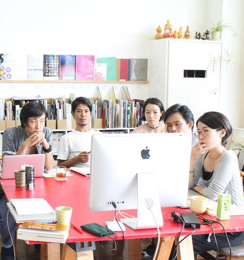 9/6 プレゼンテーション / First Presentation_a0216706_1943784.jpg