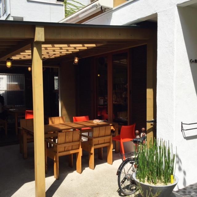 神戸の大人気ベーカリー『サ・マーシュ』のパンで朝食〜♪_e0348257_21114562.jpg