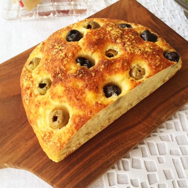 神戸の大人気ベーカリー『サ・マーシュ』のパンで朝食〜♪_e0348257_21122734.jpg