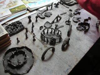 陶芸教室でした~♪_f0374160_17175699.jpg
