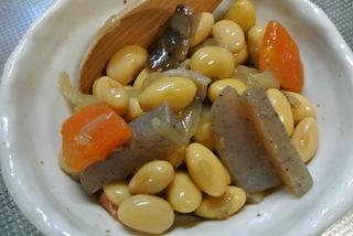はじめての煮豆♪_f0374160_17214439.jpg