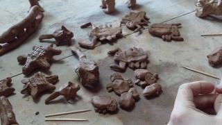 息子の陶芸教室♪_f0374160_17233044.jpg