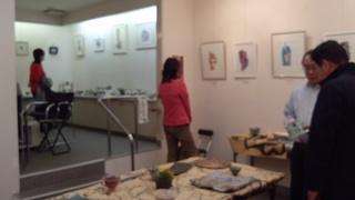 『絵と陶のカラフルもりもり展』に行ってきました♪_f0374160_17242081.jpg
