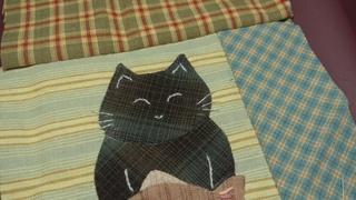 ネコのアップリケ♪_f0374160_17243489.jpg
