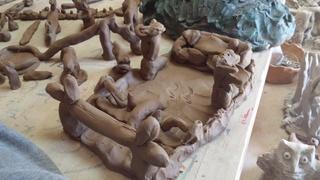 息子と陶芸教室に行ってきました♪_f0374160_17251235.jpg