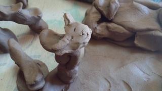 息子と陶芸教室に行ってきました♪_f0374160_17251276.jpg