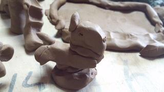 息子の陶芸と…(^_^;)_f0374160_17252614.jpg