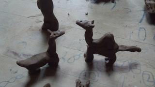 息子の陶芸と…(^_^;)_f0374160_17252675.jpg