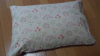 枕カバー♪_f0374160_17254462.jpg