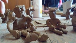 陶芸教室と初ベランダ3ショット♪_f0374160_17255639.jpg