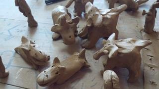 陶芸教室と初ベランダ3ショット♪_f0374160_17255641.jpg