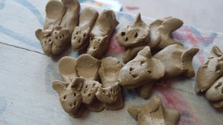 陶芸教室でしたよ~♪_f0374160_17261205.jpg
