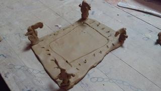 陶芸教室でした♪_f0374160_17262272.jpg